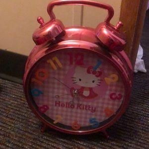 Other - Hello Kitty Clock